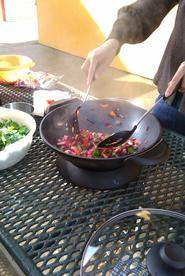 Stir Fry for Miss Hester's Class
