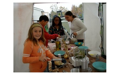 Cooking! (5th grade)